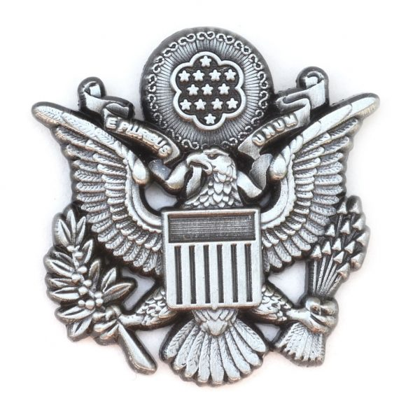 United States Eagle Military emblem lapel hat pin – Fueled ...