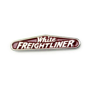 frieghtliner_white_vintage_old_lapel_pin