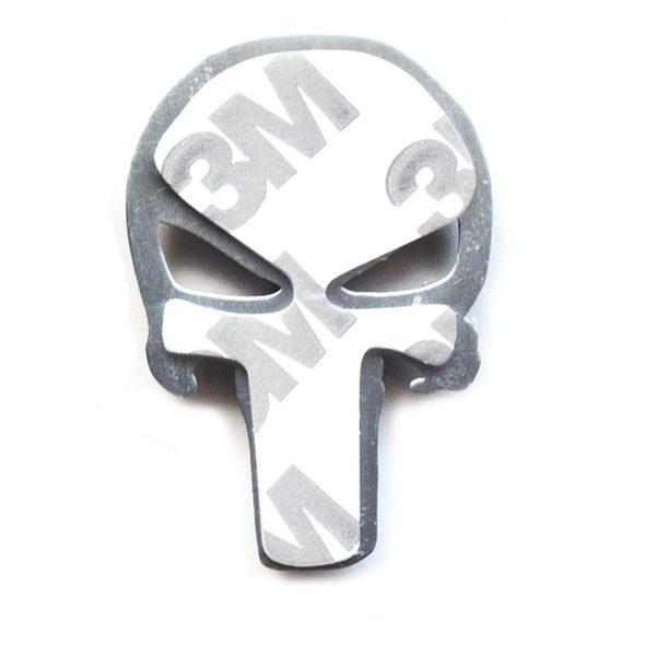 punisher_three_percenter_gun_ar15_emblem_metal_backing_silver_1