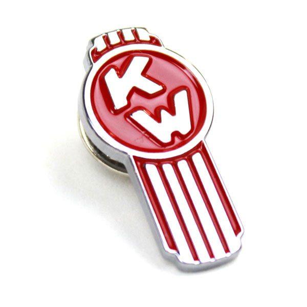 kenworth_KW_side_lapel_pin_emblem